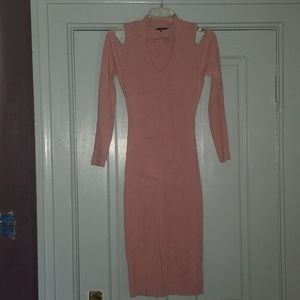 Almost famous sweater dress